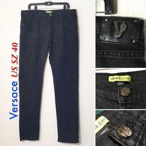 Versace regular fit jeans sz 40 fa…